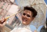 Свадьба в ТРАМвае и троллейбусе. Тематическая свадьба.  Костюмированная свадьба. Оригинальный сценарий на свадьбу. Ретро транспорт на свадьбу. Арендовать ретро-ТРАМвай на свадьбу. Свадебные покатушки. Свадебная фотосессия, прогулка.