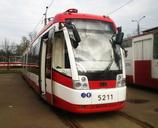 Трамвай ЛВС-2005, Armstrong, в Санкт-Петербурге. Аренда современного трамвая. Праздник в трамвае